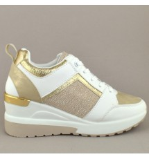 Sneakers 20K01MNV11989 Gold