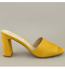 MULES 20K01MVN11324 YELLOW