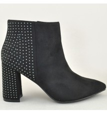 ANKLE BOOTIES 20X01CRN9575 BLACK