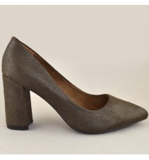 PUMPS 20X01CRN9577 BROWN