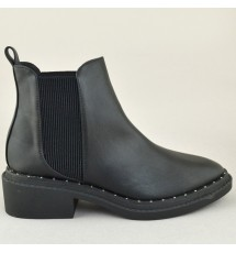 BOOTIES 20X01CRN9661 BLACK