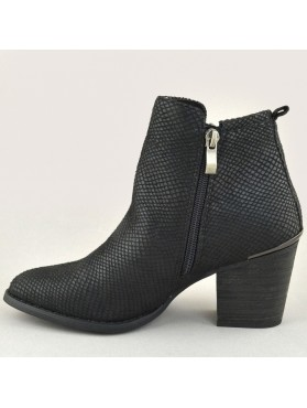COWBOY BOOTIES 20X01CRN9766 BLACK