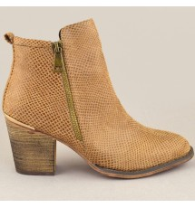 COWBOY BOOTIES 20X01CRN9766 TAUPE