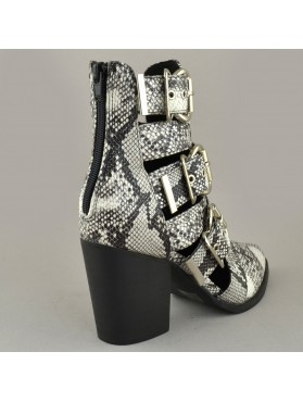 BOOTIES 20X01CRN9780 SNAKE