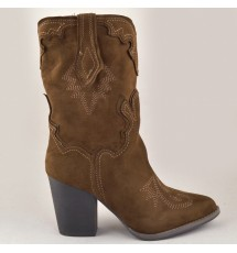 BOOTS 20X01CRN9783 BROWN