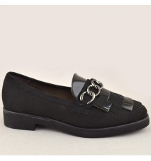 MOCASSINS 20X01KYL2301 BLACK