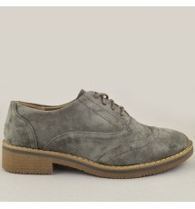 OXFORDS 20X01KYL38001 GREY
