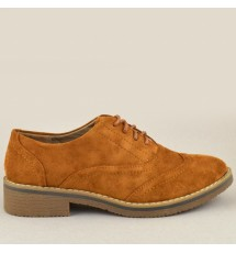 OXFORDS 20X01KYL38001 CAMEL