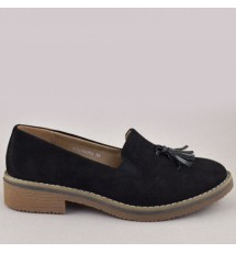 MOCASSINS 20X01KYL38002 BLACK