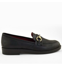 Loafers 21X01ATH275 Black