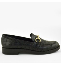 Loafers 21X01ATH275C Black