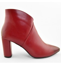 Booties 21X01MVN12655 Red